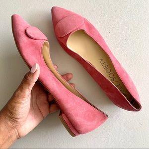 Sole Society Kamella pointes toe flats